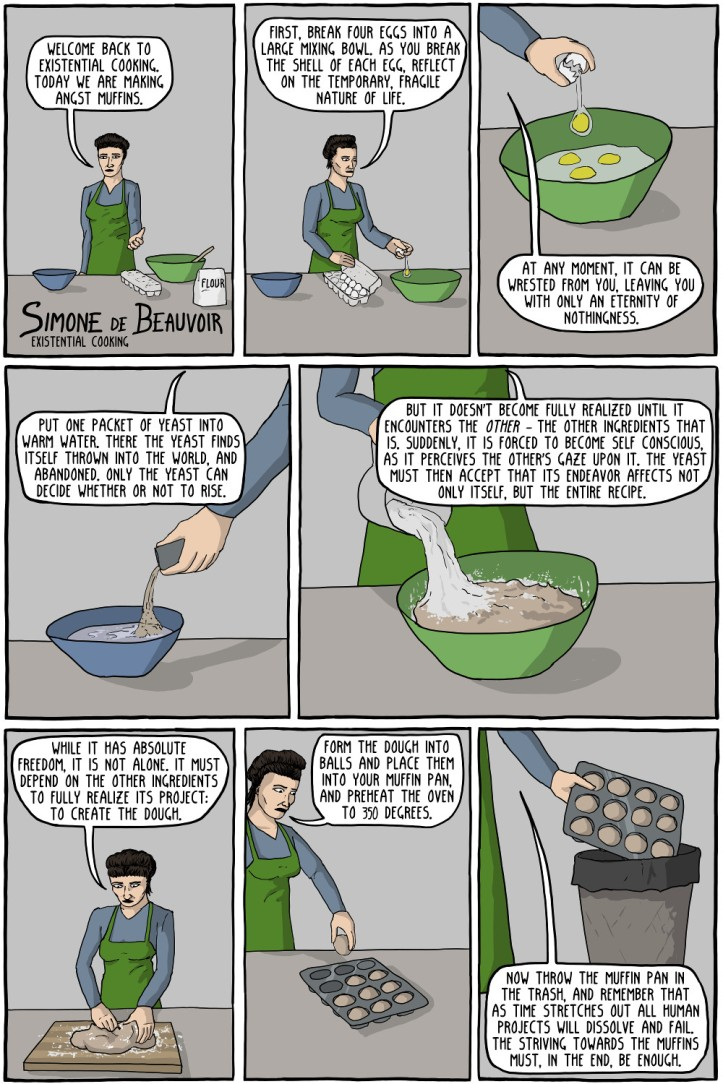 existentialCooking