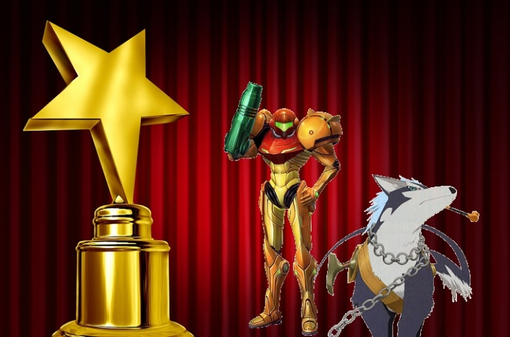Star Award On Red Curtains