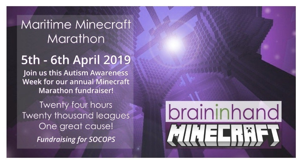 Twenty Thousand Builds Under A Blocky Sea – Minecraft! Charity! Fun! HUZZAH