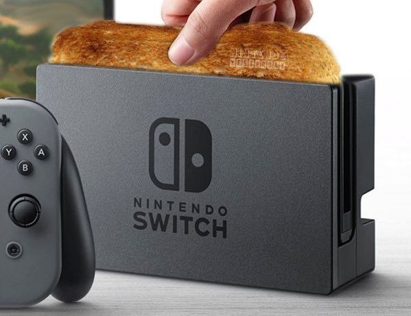 Nintendo Switch: First Impressions